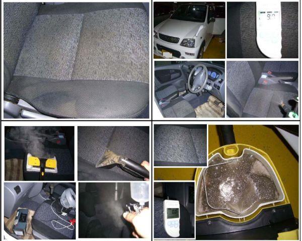 車内クリーニング写真5
