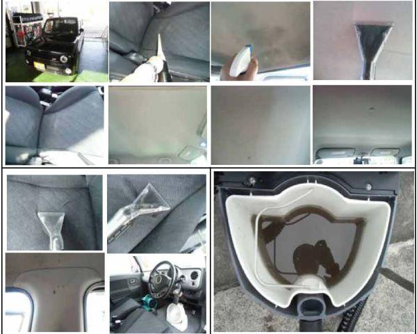 車内クリーニング写真9