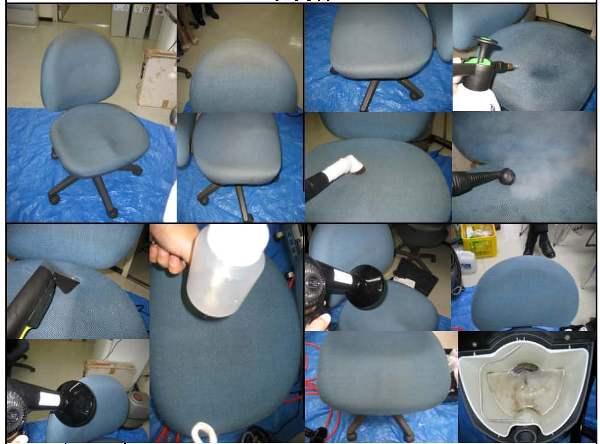 ソファー・椅子 クリーニング写真2