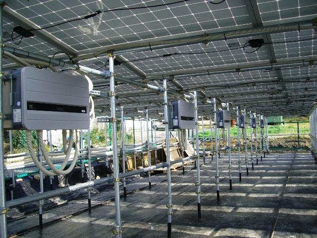 太陽光発電所の送電開始について3